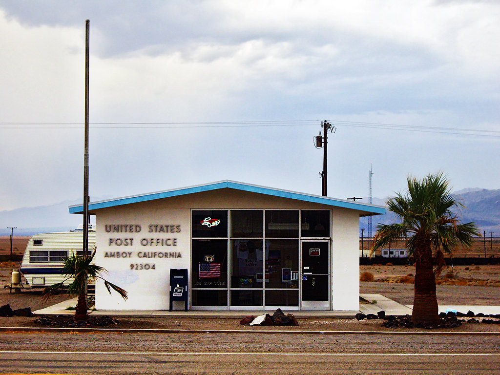 Amboy Post Office