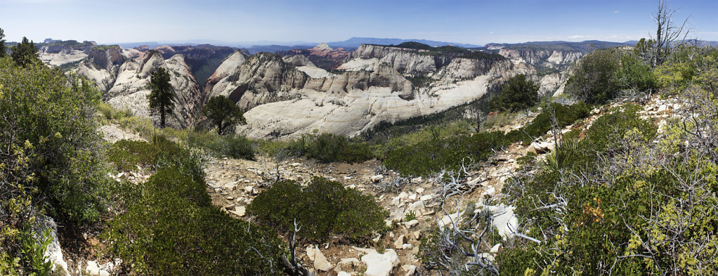 West Zion Panorama